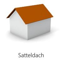 Grafik Satteldach