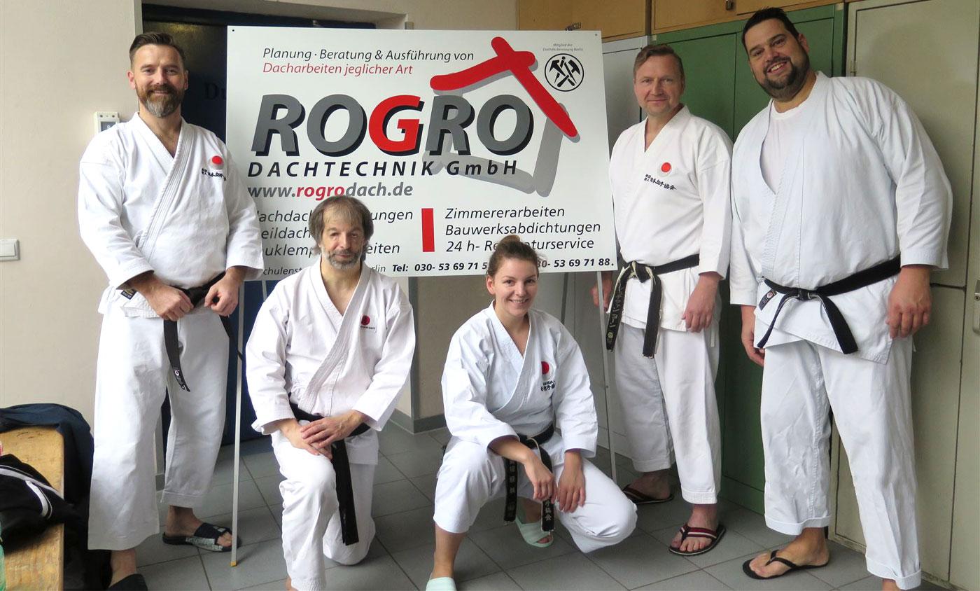 Foto Karate Rogro