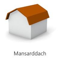 Grafik Mansarddach